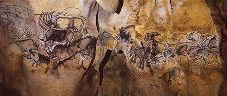 Pitture rupestri nella grotta Chauvet