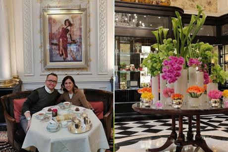 AFTERNOON TEA A LONDRA. IN 8 ORE? SI PUÒ FARE!