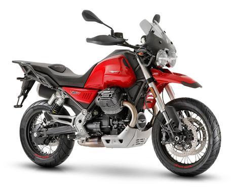 Moto Guzzi V85 TT 2019