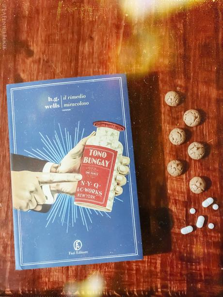 [Un classico dell'epoca Vittoriana] Il rimedio miracoloso di Herbert George Wells
