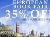 marzo sconto tutti autori partecipano alle fiere libro europee