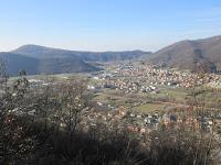 Salita al Monte Palosso.