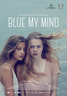 INVISIBILI: BLUE MY MIND