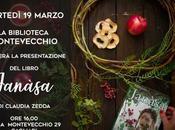 Presentazione libro Janàsa Cagliari Marzo alle 16,00