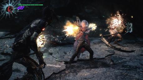 Devil May Cry 5: un video da Capcom sulla filosofia dietro il design del gioco - Video - PS4