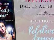 Recensione [Anteprima]: Relatively Famous Heather Leigh