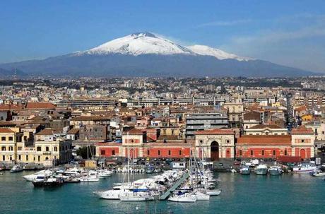 Catania: la più bella città della Sicilia