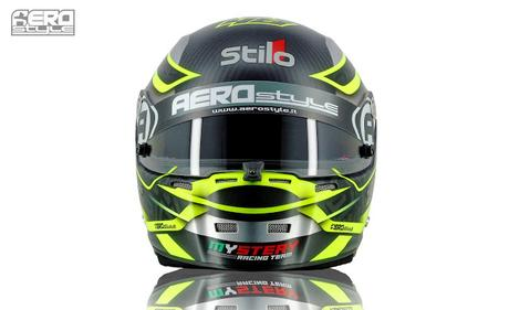Stilo ST5 Carbon KF Lee 2019 by Aerostyle Aerografie