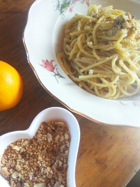 Vermicelli con pesto di pistacchio e tonno...e un segreto tutto siciliano!