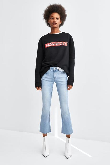 Zara lancia i jeans customizzati (sì, anche in Italia!)