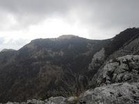 Salita al Monte Rai.