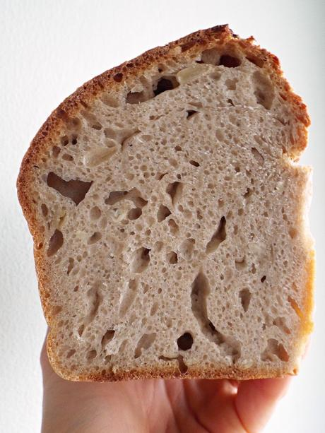 Panbauletto 100% grani antichi e lievito madre