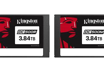 Kingston Technology presenta nuovi SSD della serie Data Center 500
