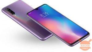 Xiaomi Mi 9 dc dimming
