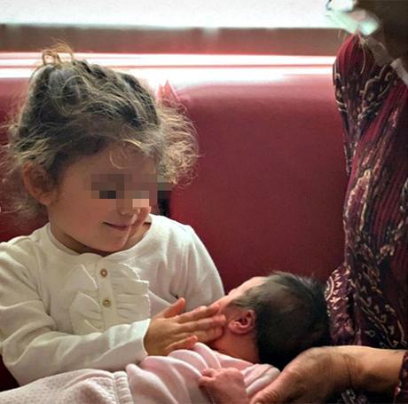 Federica Nargi mamma bis: le prime foto della piccola Beatrice