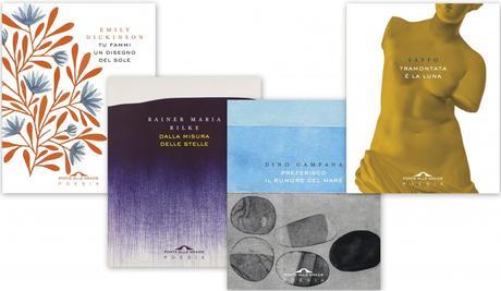 Nuove edizioni per grandi poeti