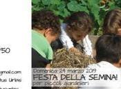 Festa della semina… piccoli giardinieri