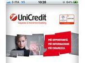 Wellnet annuncia 'UniCredit Investimenti': prima italiana Investment Banking iPhone/iPad