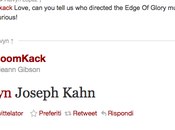 video Edge Glory diretto Joseph Kahn