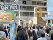 T-Mobile porta Angry Birds nella vita reale