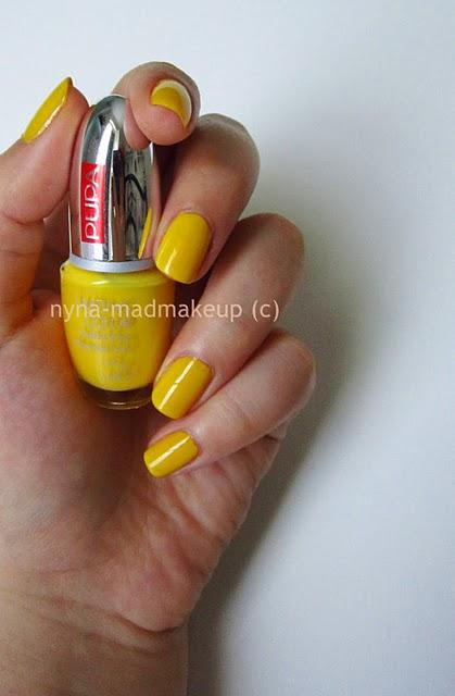 NOTD: Lasting Color Pupa n°506 - Collezione Color Pop