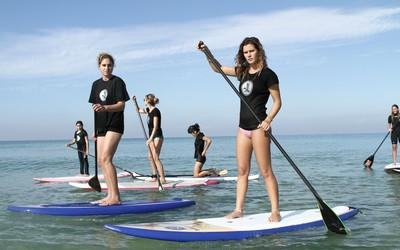 SUP - Stand Up Paddle boarding arriva a Fiji
