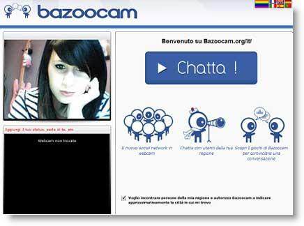 Chatroulette usa