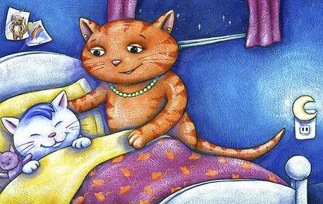Fiabe per la nanna dei bambini i fantasmi e il giorno del bucato paperblog - Metodi per far dormire i bambini nel loro letto ...