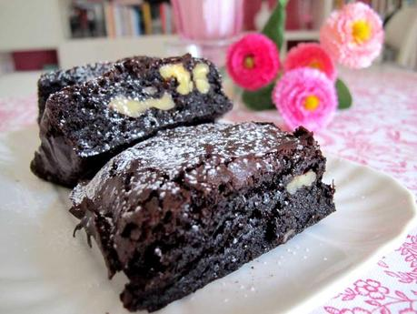 Brownies cioccolatosissimi