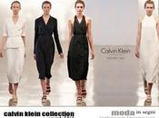Calvin klein collection resort 2012