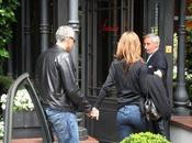 Hotel Principe Savoia: Clooney Canalis arrivano Milano tenendosi mano