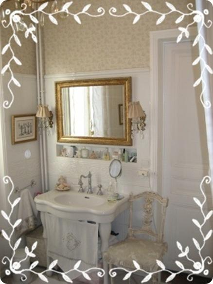 Shabby Chic on Friday - Idee per un bagno very shabby ...