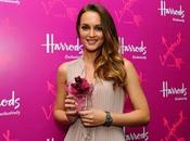 EVENTI Leighton Meester Vera Wang @Harrods lancio Lovestruck