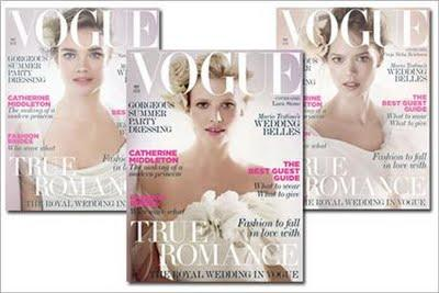 I have a desperate need of Vogue!