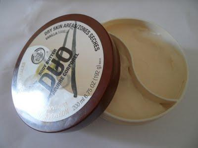 The Body Shop Burro Corpo Duo alla Vaniglia REVIEW+PICS