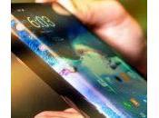 Galaxy smartphone pieghevole