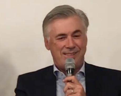 """Ancelotti: """"Il razzismo è un problema. Napoli in un limbo? No, è tra le prime d'Europa"""""""