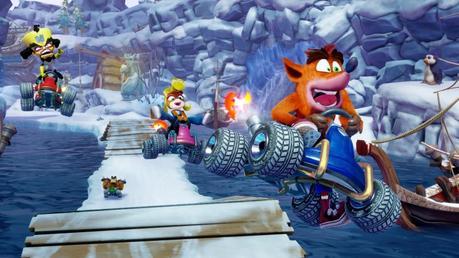 Crash Team Racing Nitro-Fueled per PS4, un video con i contenuti esclusivi - Notizia - PS4