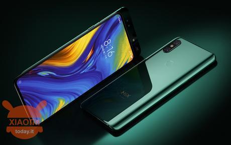Xiaomi Mi MIX 3 Emerald Green