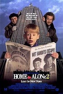 Mamma, Ho Riperso L'Aereo: Mi Sono Smarrito A New York (1992)