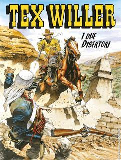 Tex Willer #5 - I due disertori
