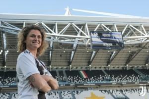 """Cristiana Girelli:""""E' stato un Allianz Stadium pazzesco. Cecilia non se lo meritava"""""""