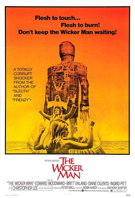 The wicker man (R. Hardy, 1973)