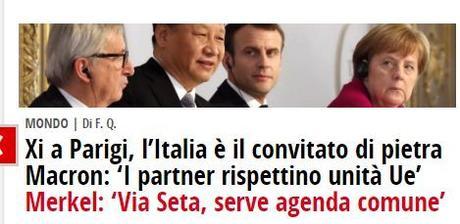 Emergenza mediatica epocale – Secondo Dagospia (editato da Merkel e Macron?) questo sarebbe il peggior governo italiano di sempre…