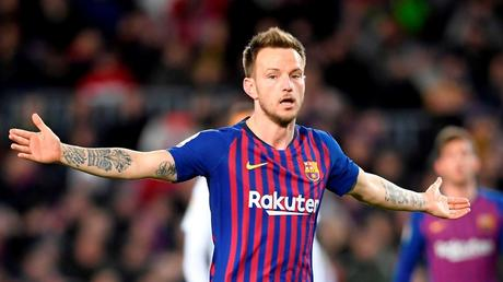 Rakitic dice addio all'Inter