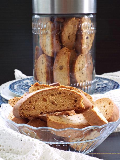 Biscotti del Lagaccio con lievito madre