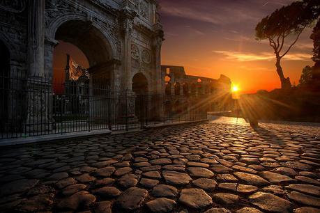 Napoli-Roma. Andata e ritorno.