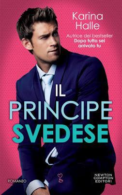 [Novità in libreria] Il principe svedese, di Karina Halle