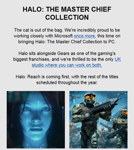 Halo: The Master Chief Collection su PC, tutti i capitoli arriveranno all'interno del 2019 - Notizia - Xbox One