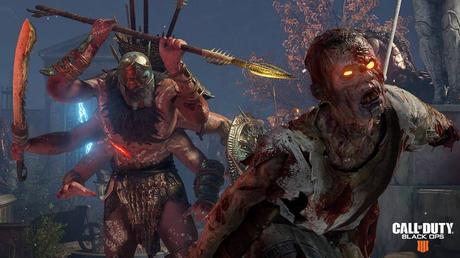 Call of Duty: Black Ops 4, la mappa zombie Ancient Evil è disponibile su PS4